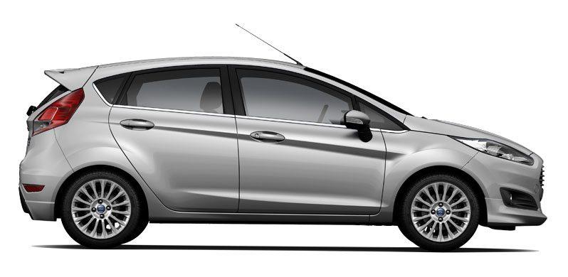 Ford Fiesta 1.5L AT Titanium FULL
