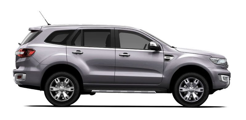 Ford Everest Trend 2.2L AT 4X2 FULL