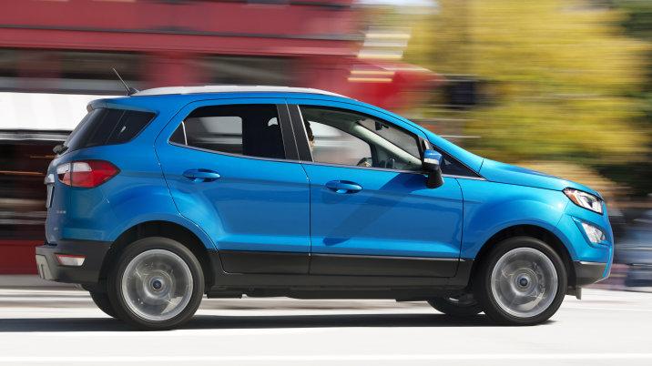 Xe Ford Ecosport 2019 giá bao nhiêu?