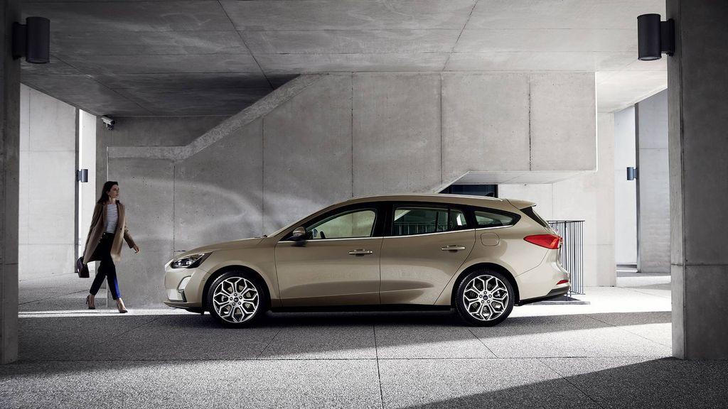 sự cải tiến động cơ Ford Focus 2019
