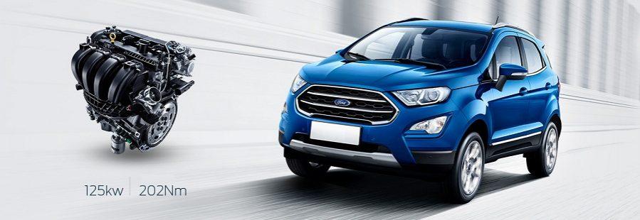 Động cơ Ford Ecosport 2019