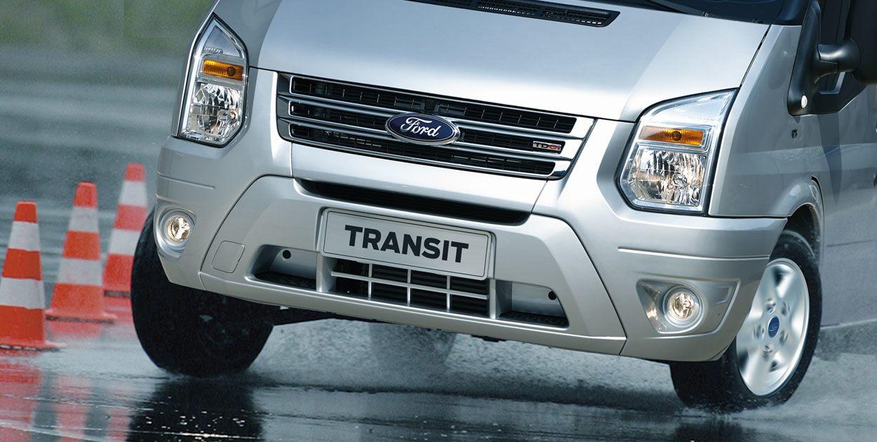 hệ thống an toàn xe ford transit