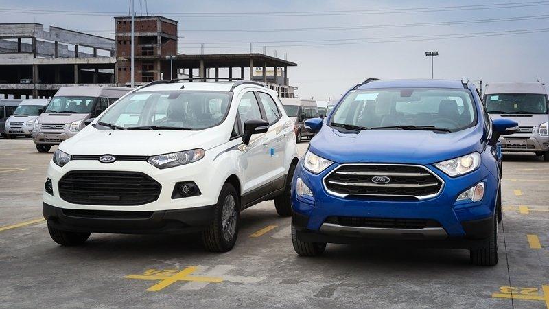 Tổng quan xe Ford Ecosport 2019