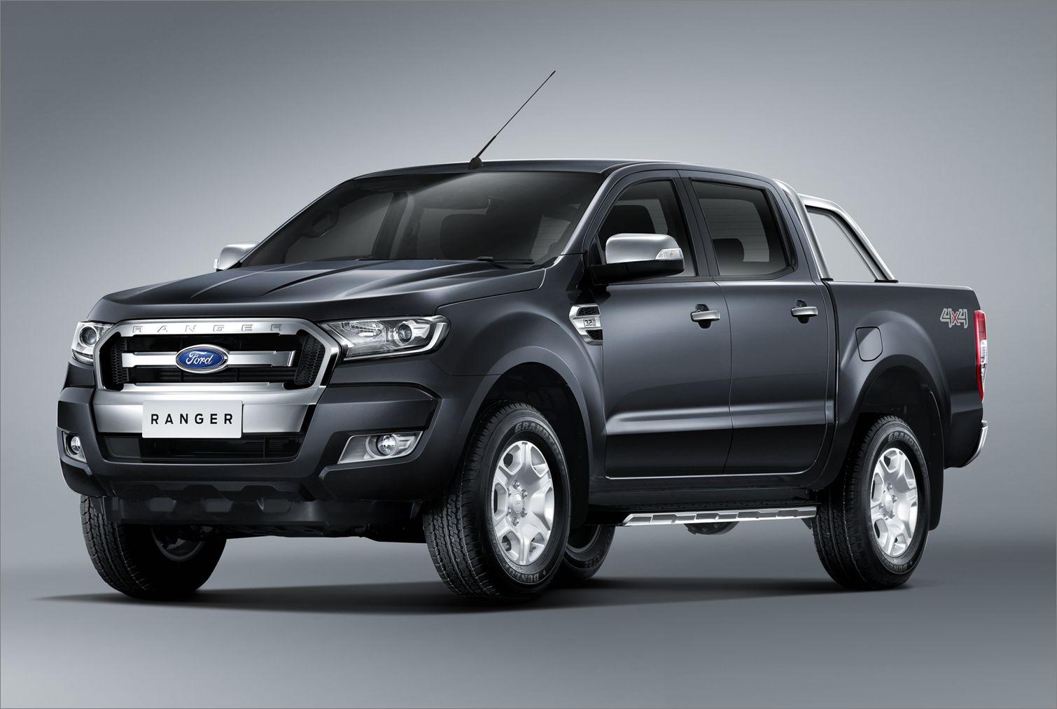 xe Ford Ranger 2019