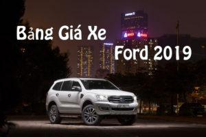 Ford Everest 2019 300x200 - Bảng giá xe Ford 2019 | Mua xe hơi Ford giá tốt nhất thị trường