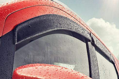 Viền che mưa cho xe ô tô
