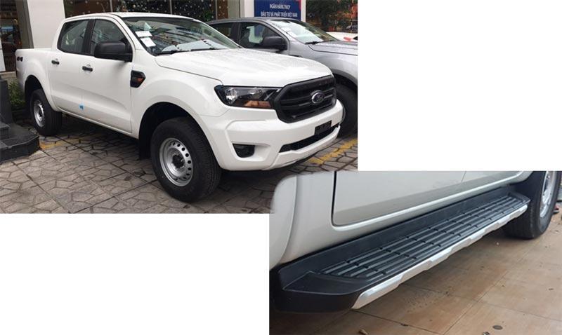 Bệ bước chân Ford Ranger 2018 - 2019