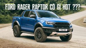 Đánh giá ford ranger Raptor