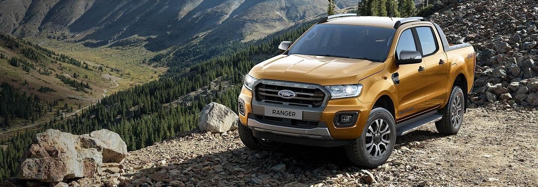 1 1 - Lý do Ford Ranger được mệnh danh là Ông vua xe bán tải