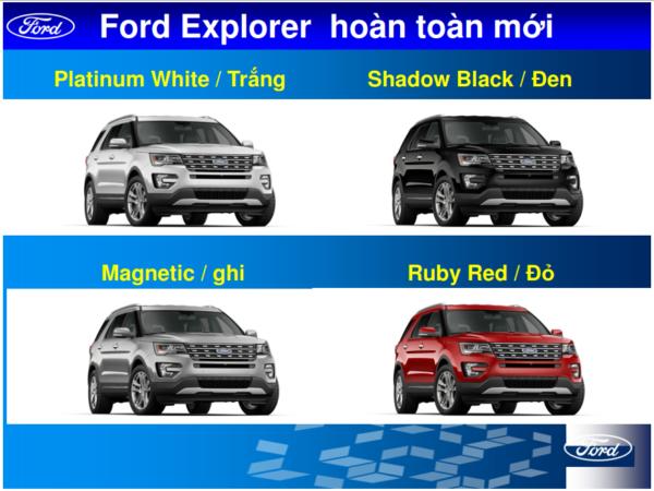 bang-mau-ford-explorer